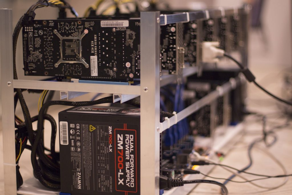 Bitcoin Mining Sistemi