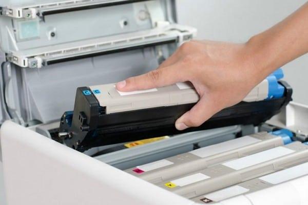lazer yazıcı nedir?