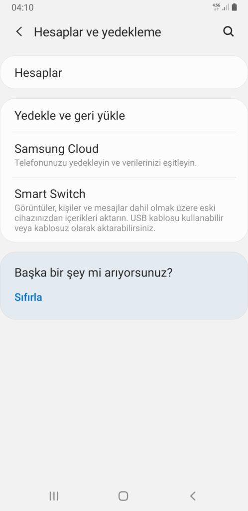 Smart switch nedir